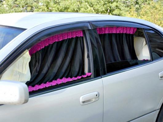 Сшить шторы в машину
