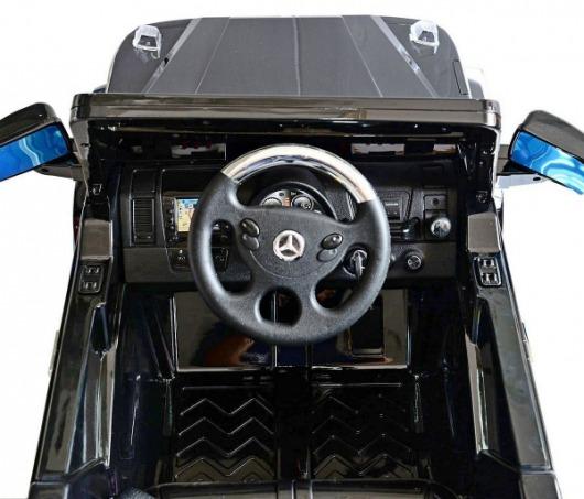 Mercedes-Benz G 55 AMG технические характеристики