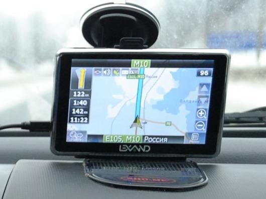 навигатор Lexand Sr 5550 Hd инструкция - фото 10