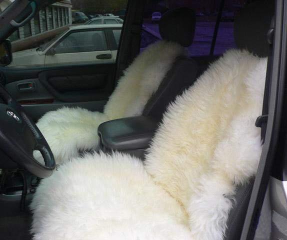 Накидка на сидения автомобиля